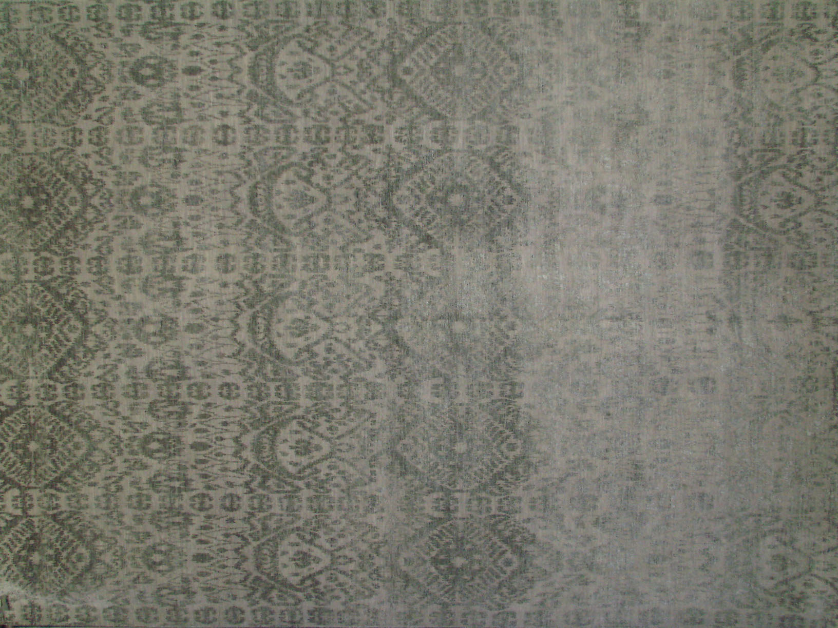 9x12 Contemporary Hand Knotted Wool Area Rug - MR021558