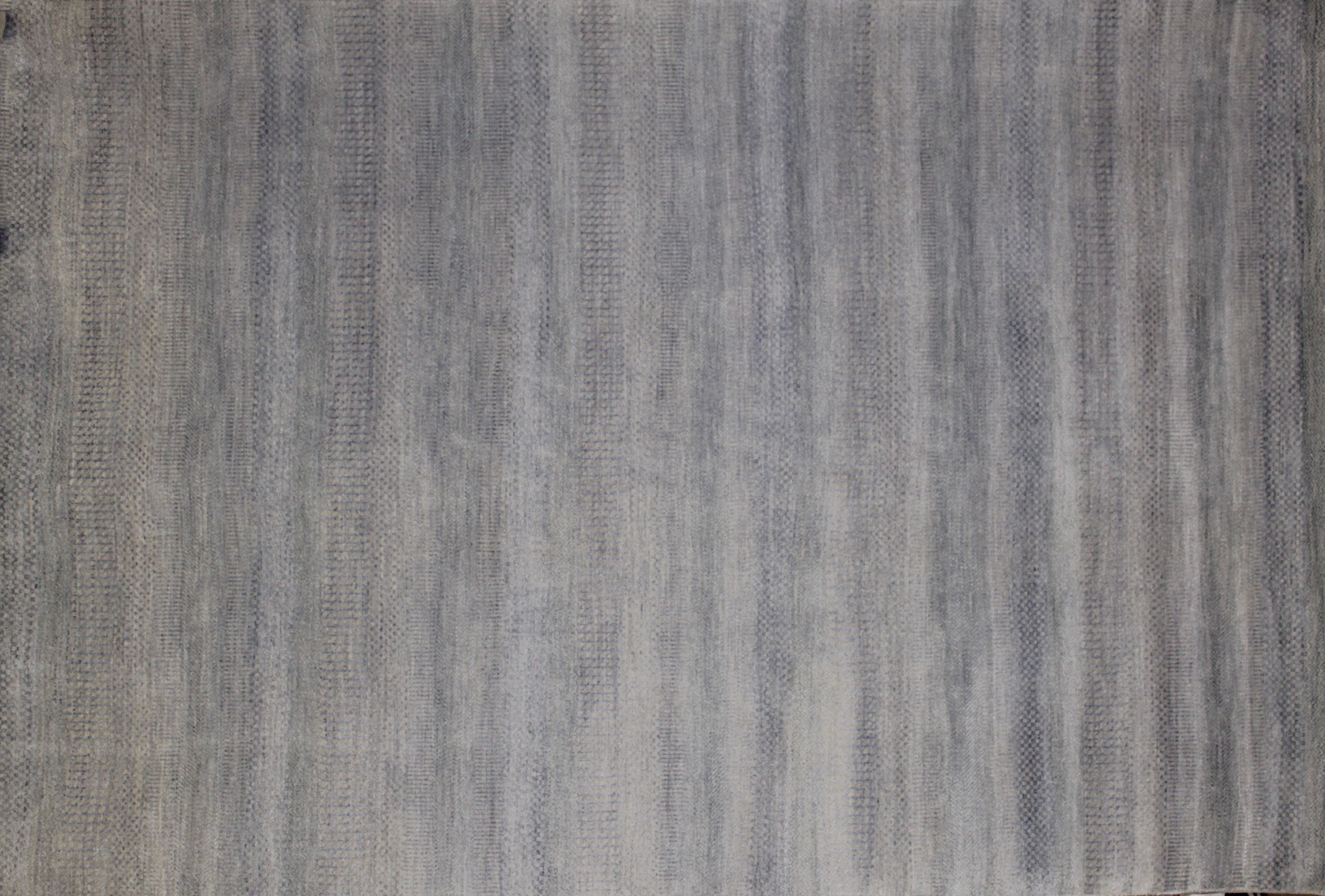 6x9 Contemporary Hand Knotted Wool Area Rug - MR022101