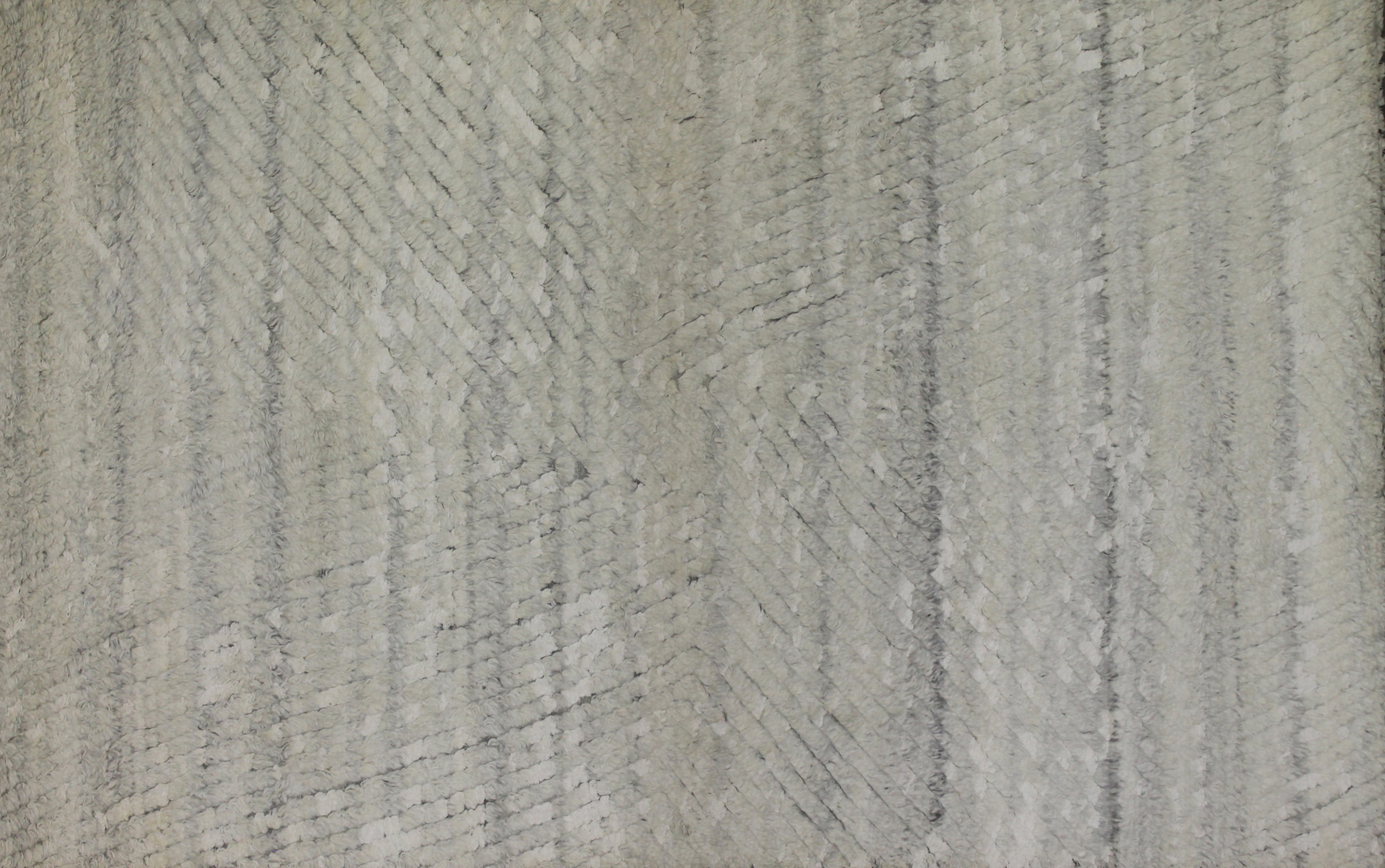 5x7/8  Hand Knotted Wool Area Rug - MR022890