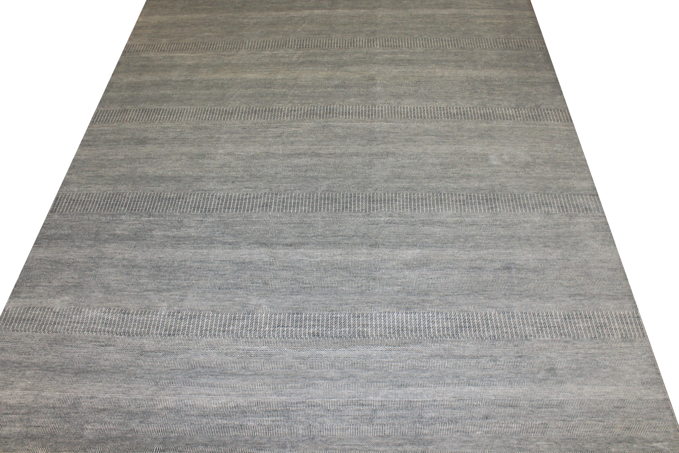 OVERSIZE Casual Hand Knotted Wool & Viscose Area Rug - MR024932
