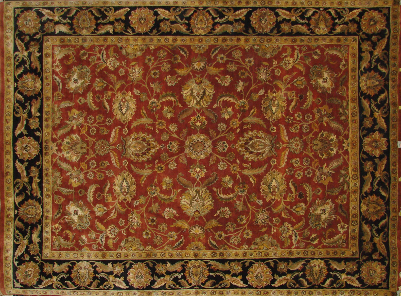 9x12 Jaipur Hand Knotted Wool Area Rug - MR10046