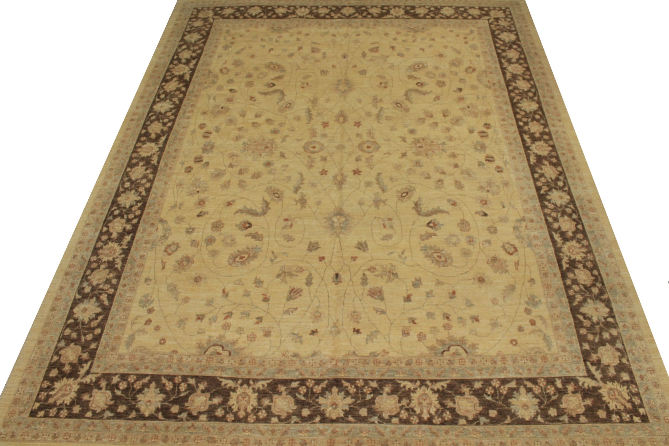 OVERSIZE Peshawar Hand Knotted Wool Area Rug - MR11192