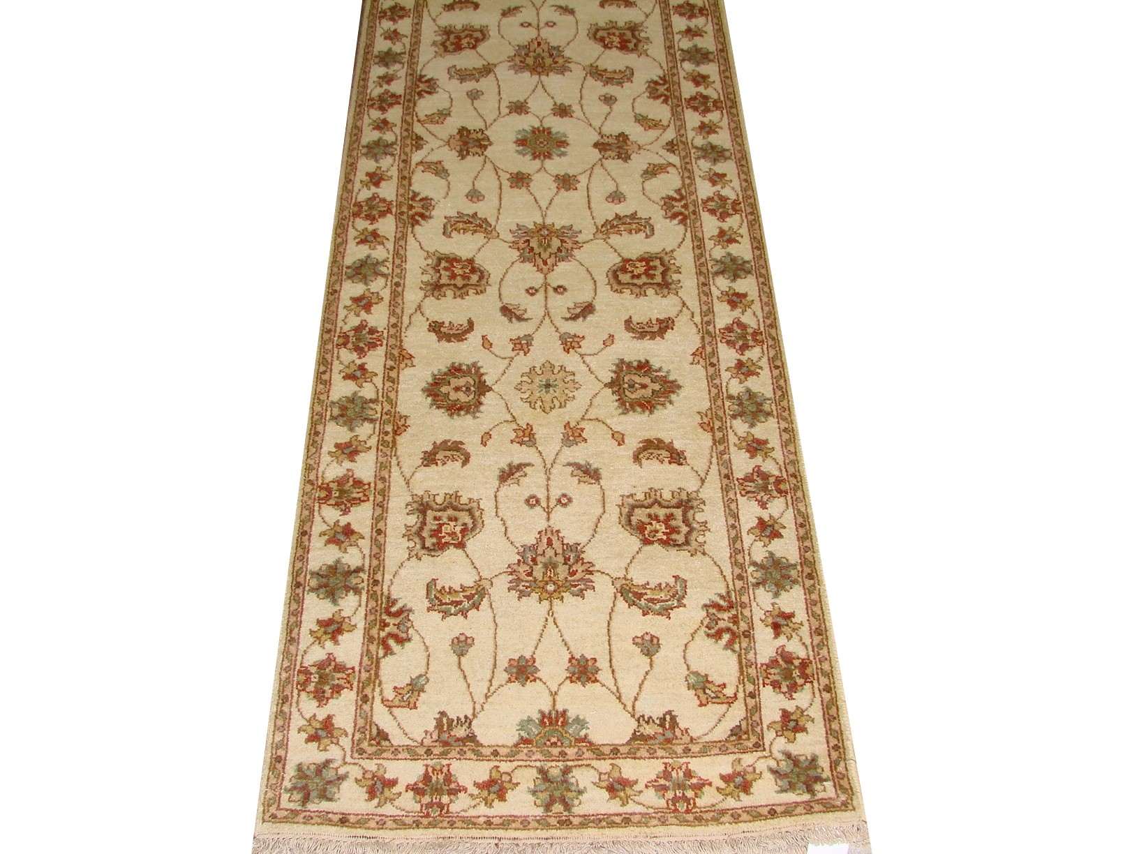 Select Size Traditional Hand Knotted Wool Area Rug - MR15665