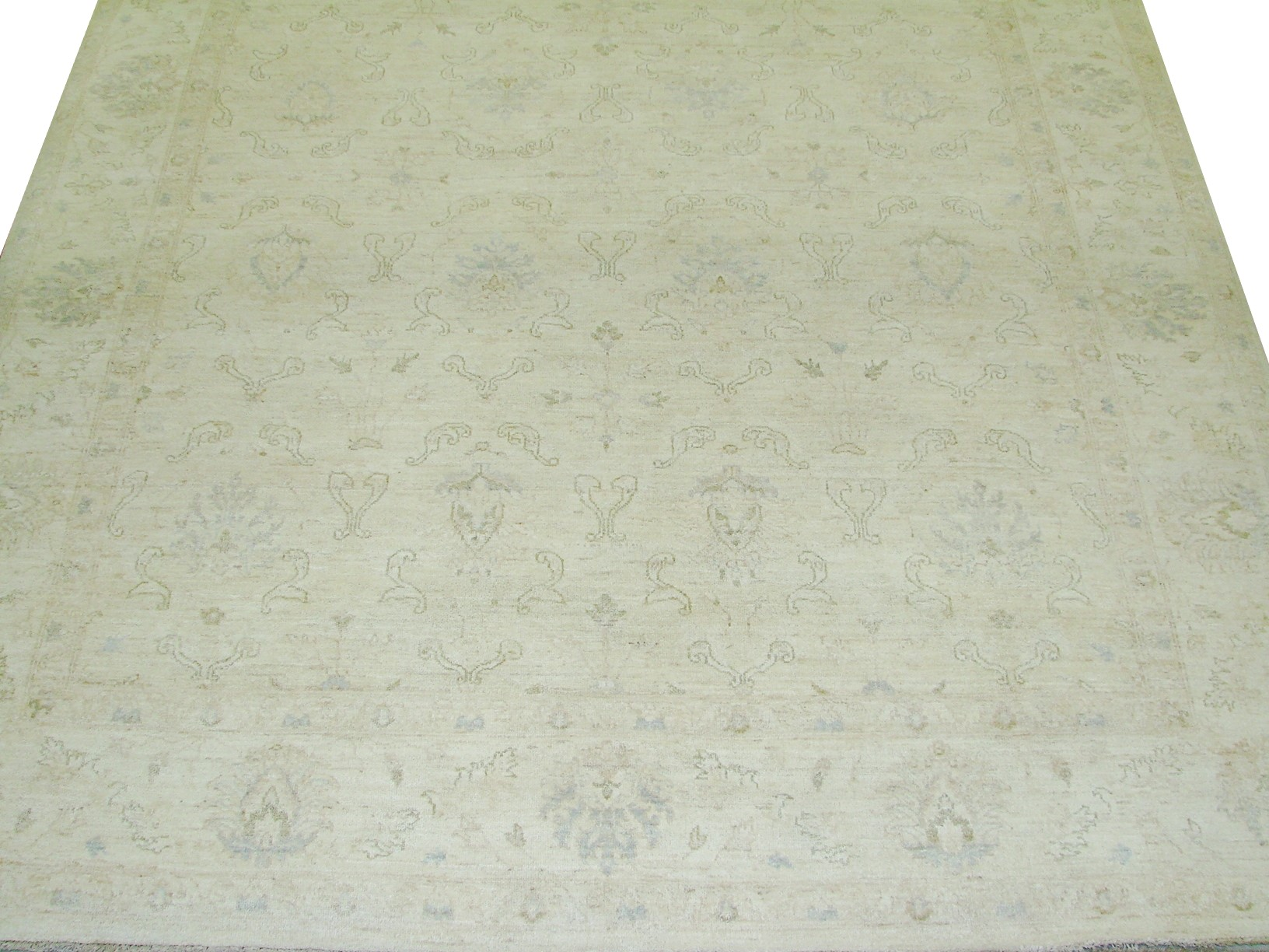 8x10 Peshawar Hand Knotted Wool Area Rug - MR16729