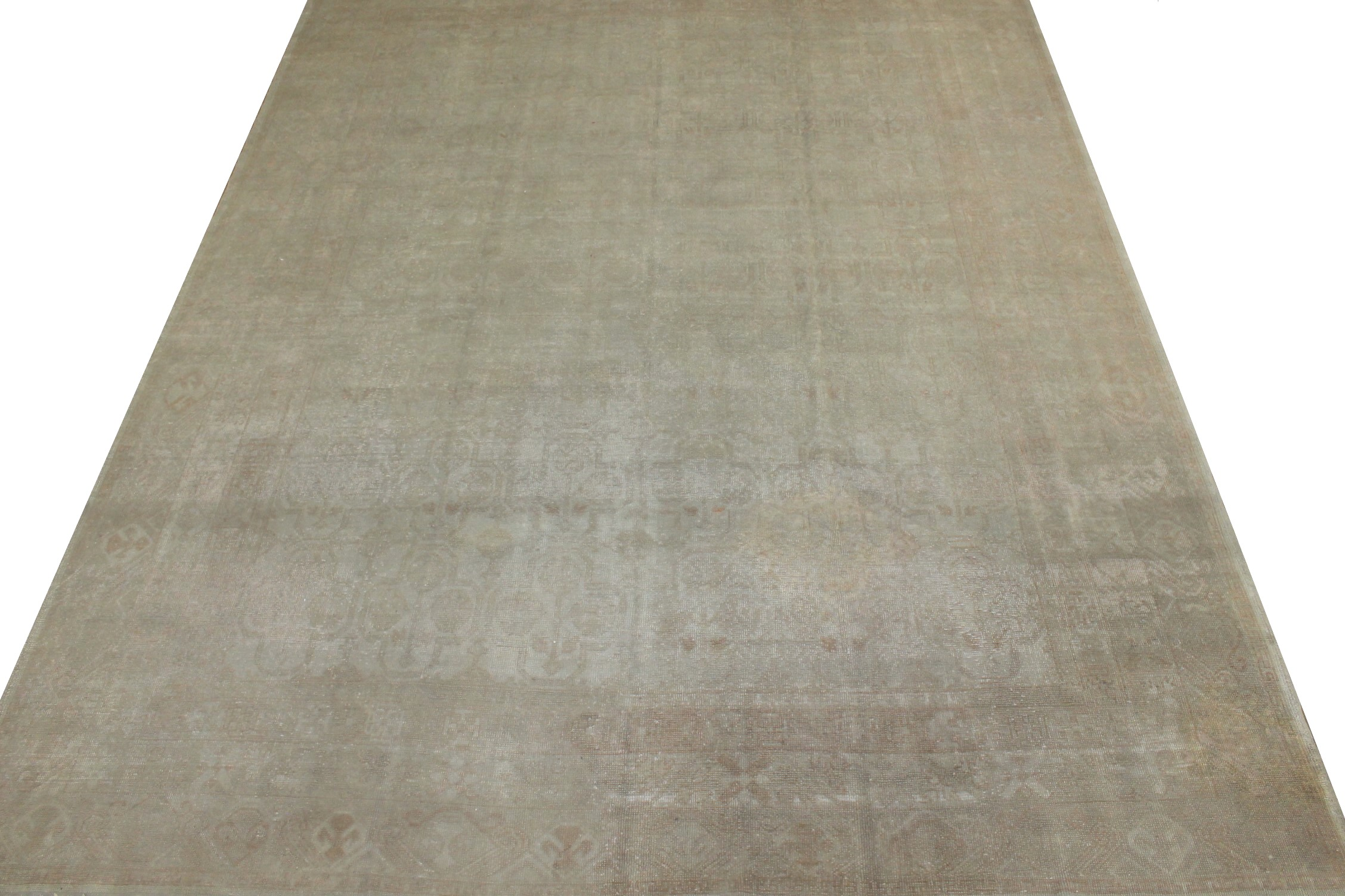 OVERSIZE Oushak Hand Knotted Wool Area Rug - MR16773
