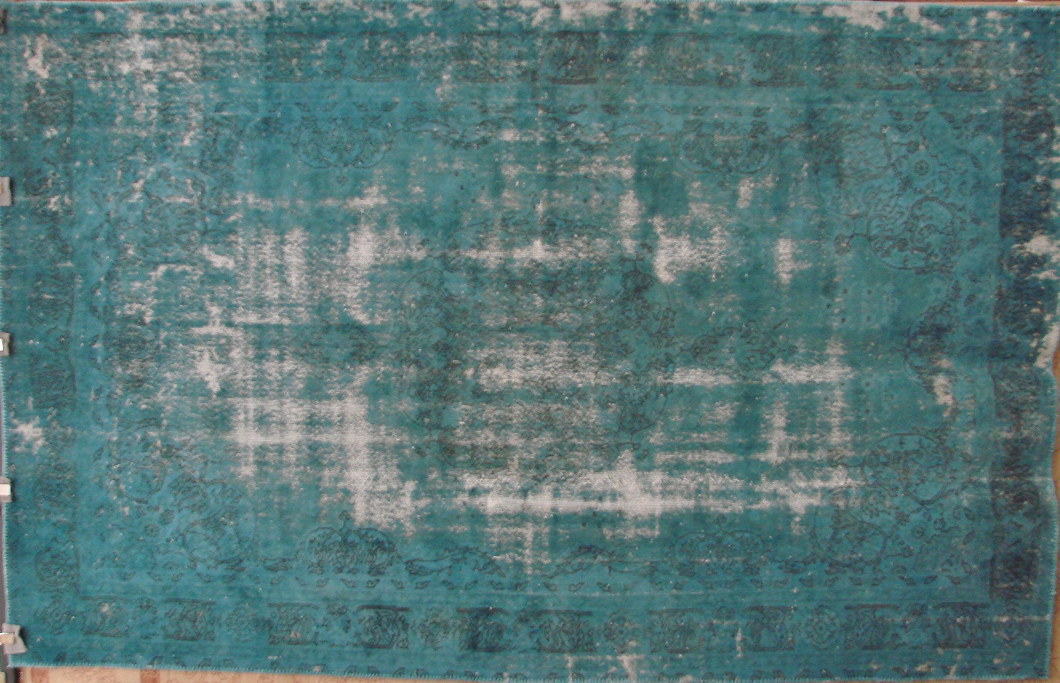 8x10 Contemporary Hand Knotted Wool Area Rug - MR16831