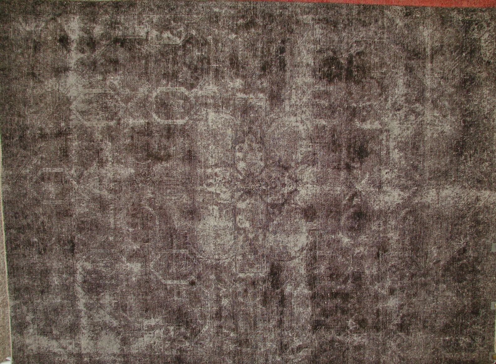 8x10 Vintage Hand Knotted Wool Area Rug - MR17291