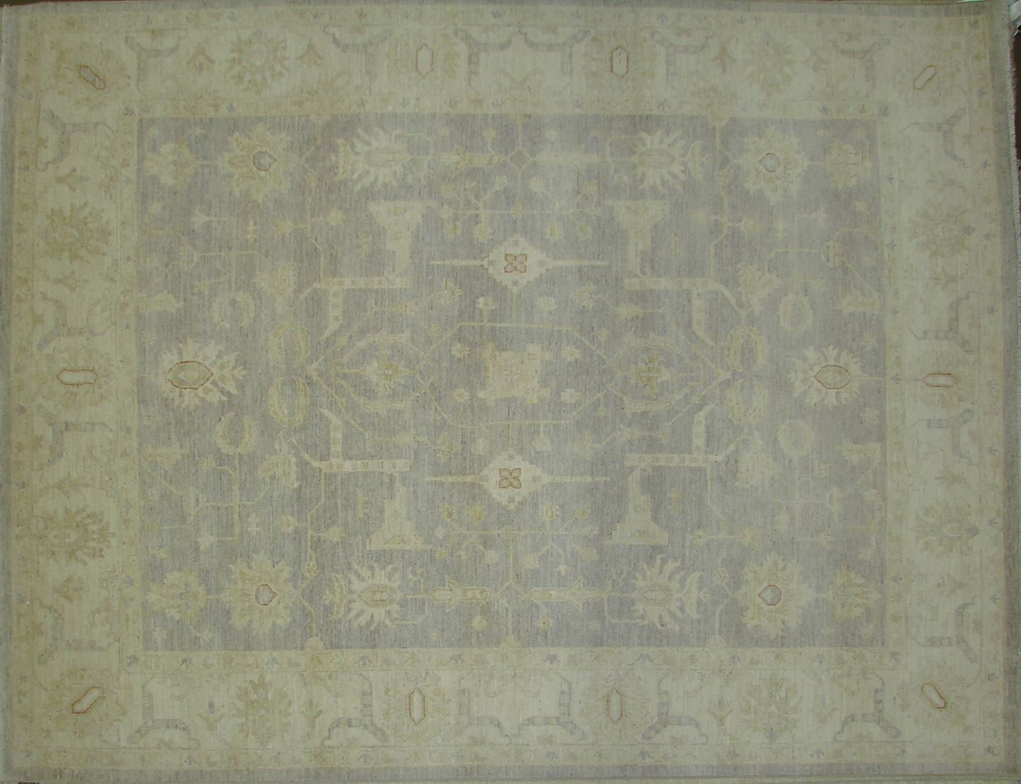 8x10 Peshawar Hand Knotted Wool Area Rug - MR17578