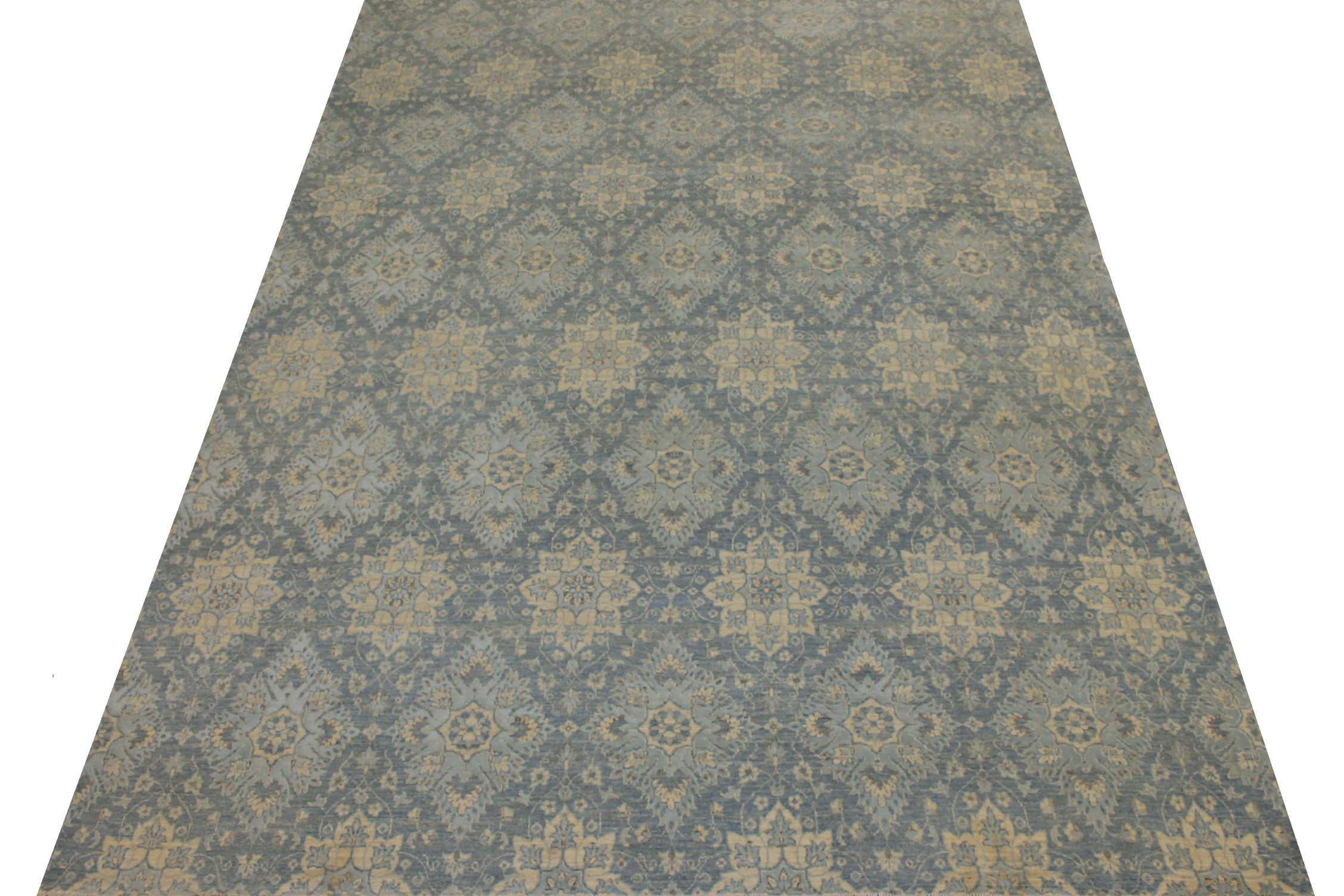 9x12 Peshawar Hand Knotted Wool Area Rug - MR18063