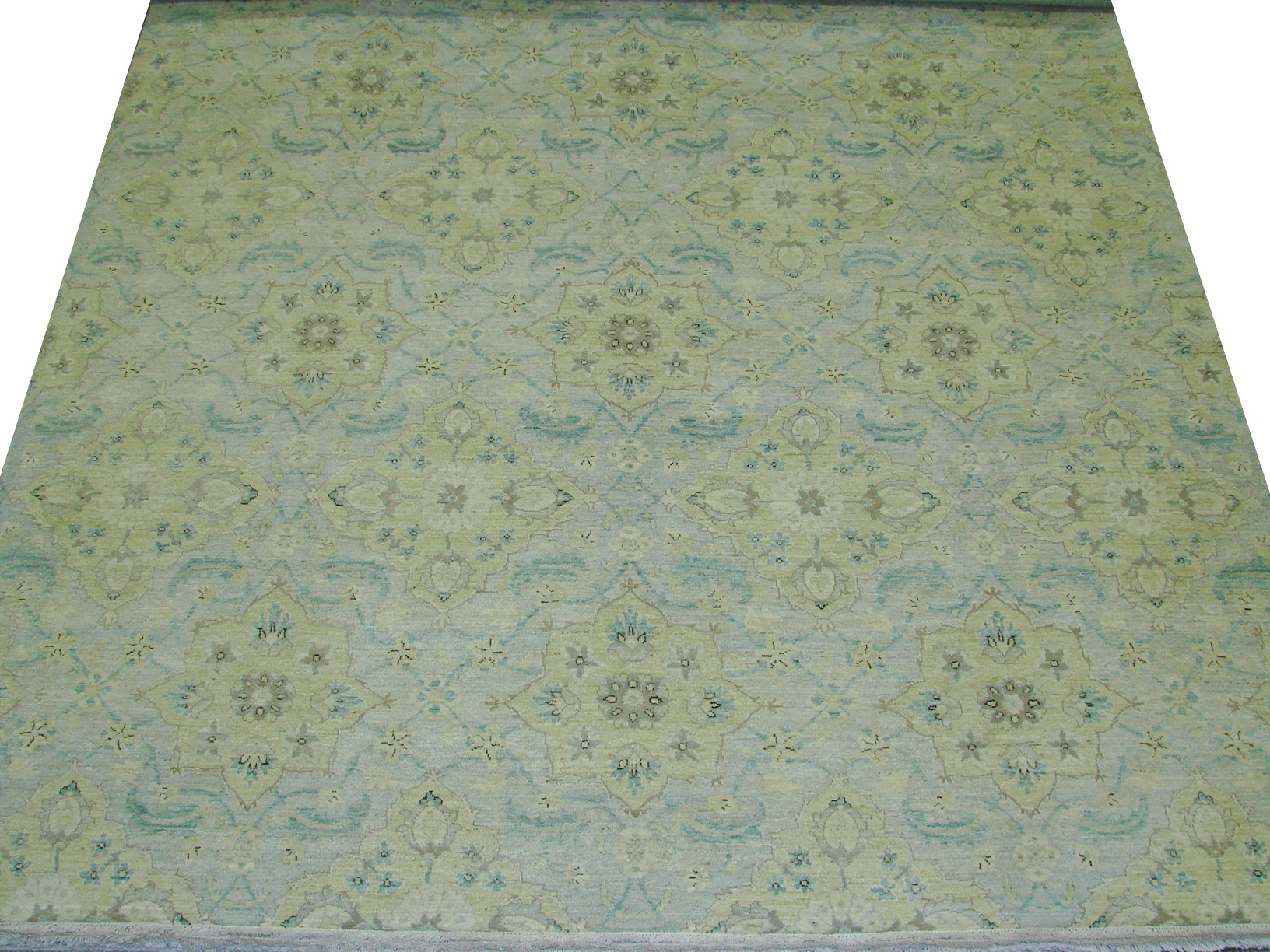 8x10 Peshawar Hand Knotted Wool Area Rug - MR18066