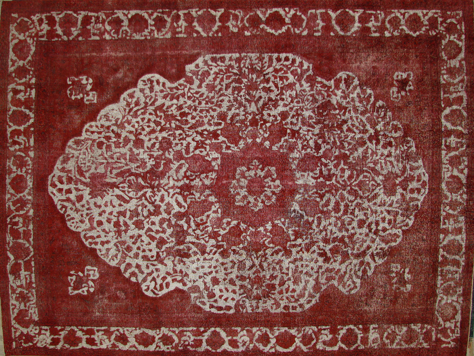 10x14 Vintage Hand Knotted Wool Area Rug - MR19270