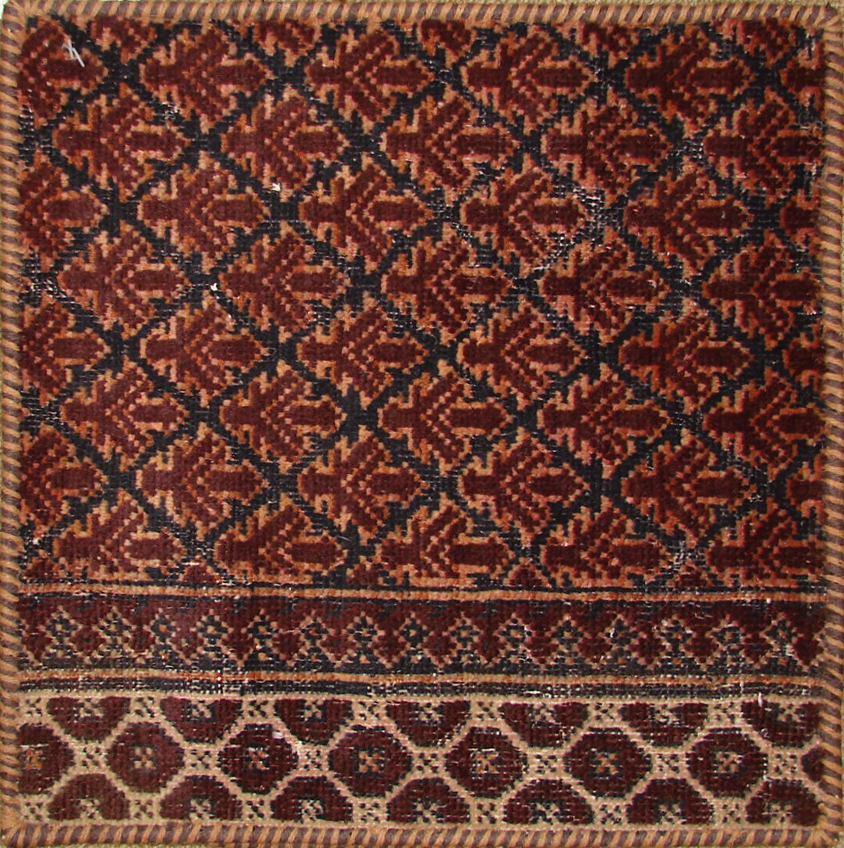 1.6X2 & SMALLER Kazak Hand Knotted Wool Area Rug - MR19461