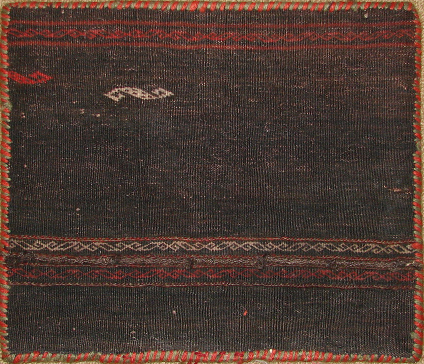 1.6X2 & SMALLER Kazak Hand Knotted Wool Area Rug - MR19465