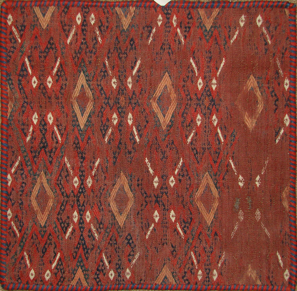 1.6X2 & SMALLER Kazak Hand Knotted Wool Area Rug - MR19466