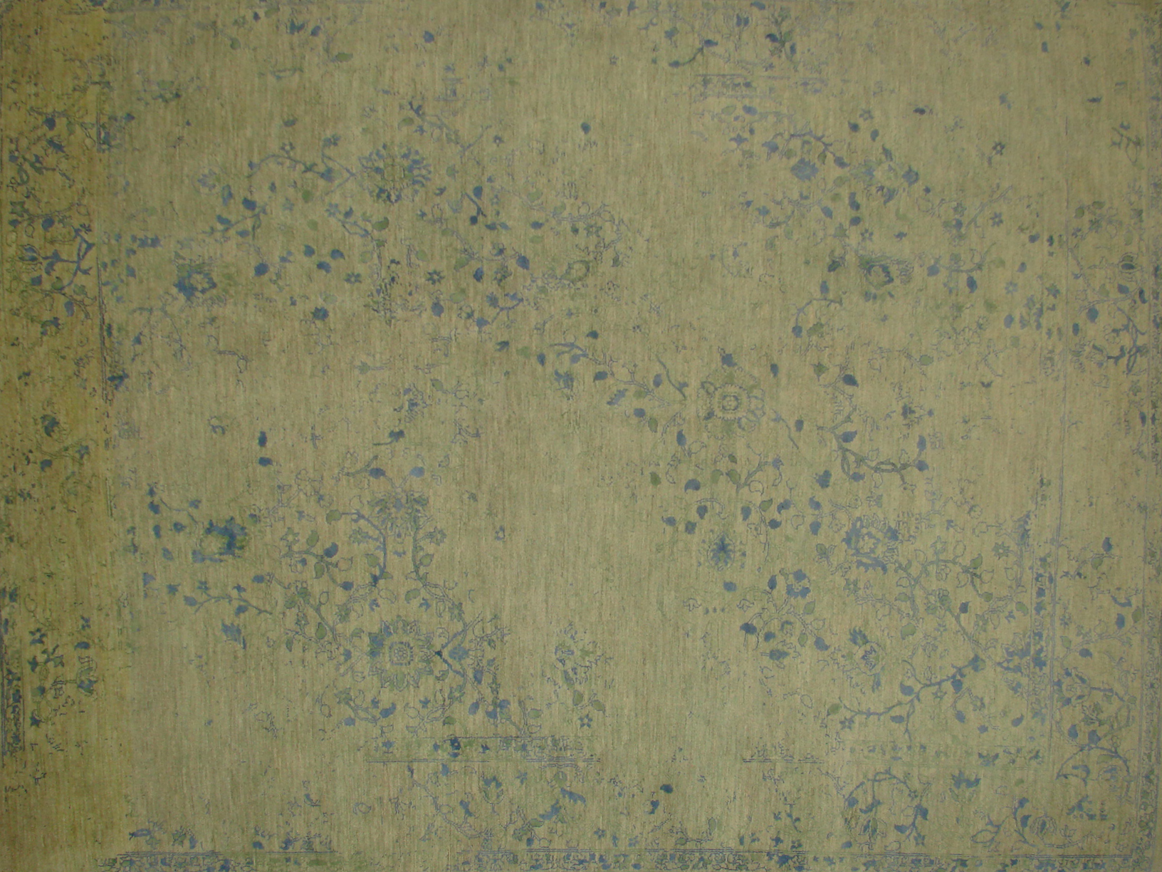8x10 Peshawar Hand Knotted Wool Area Rug - MR20859