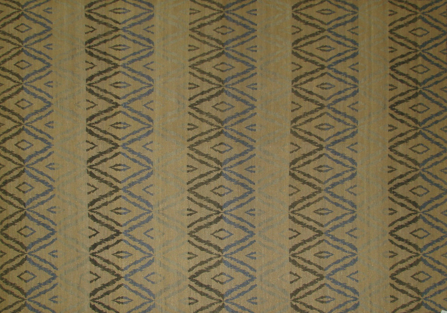 9x12 Flat Weave Hand Knotted Wool Area Rug - MR21022