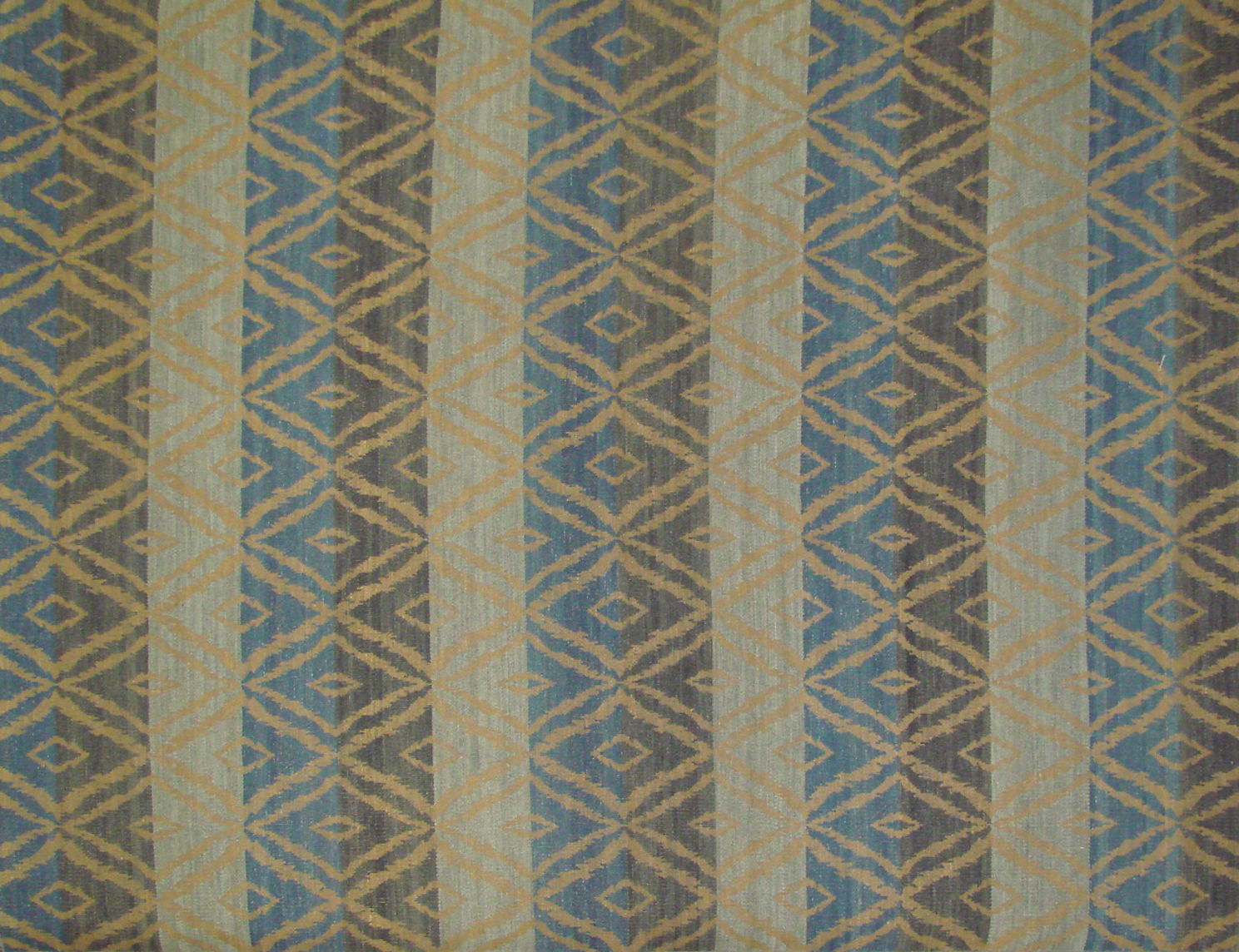 8x10 Flat Weave Hand Knotted Wool Area Rug - MR21301