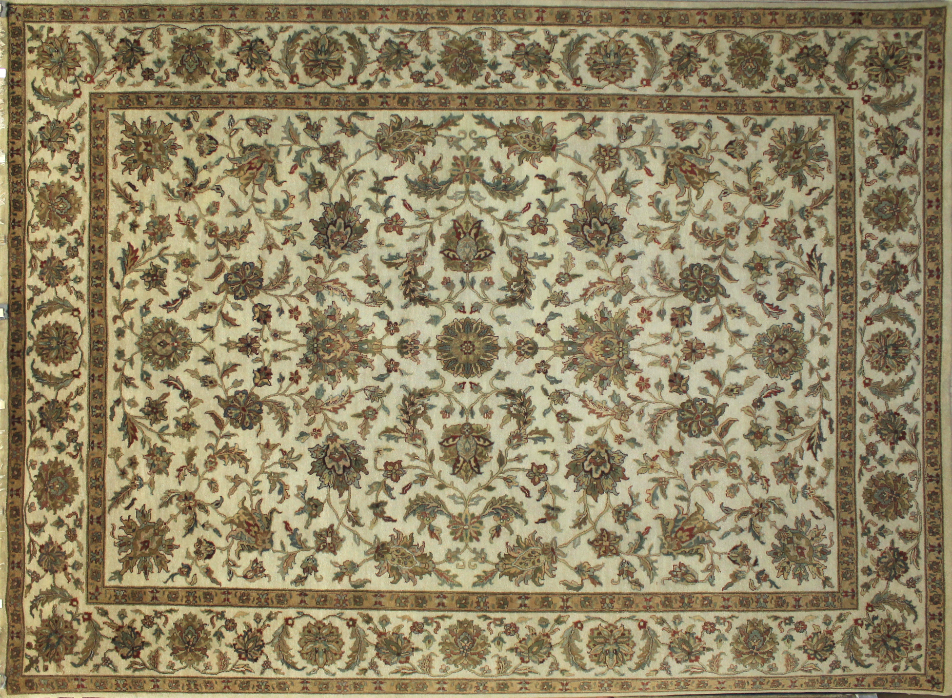 9x12 Jaipur Hand Knotted Wool Area Rug - MR3664